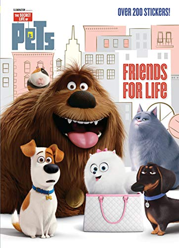 Friends for Life (Secret Life of Pets) (Paperback)
