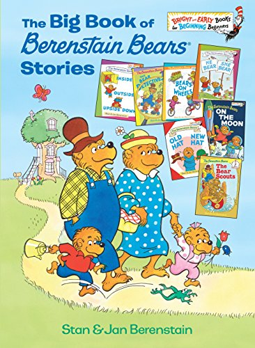 9780399555978: The Big Book of Berenstain Bears Stories