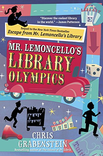 9780399556500: Mr. Lemoncello's Library Olympics