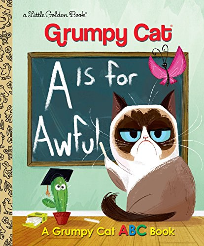 A Is for Awful: A Grumpy Cat
