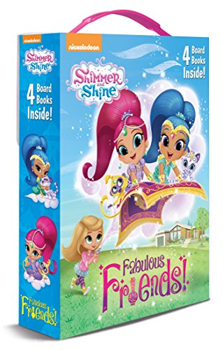Fabulous Friends! (Shimmer and Shine) (Friendship Box): Random House