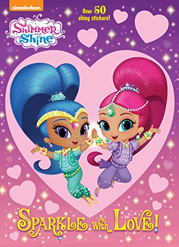 9780399557910: Sparkle with Love! (Shimmer and Shine)