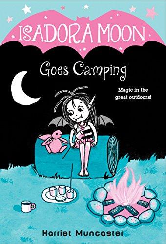 Isadora Moon Goes Camping