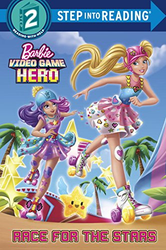 9780399558597: Race for the Stars (Barbie Video Game Hero) (Step into Reading)