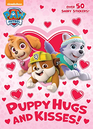 PUPPY HUGS AND KISSE: Golden Books