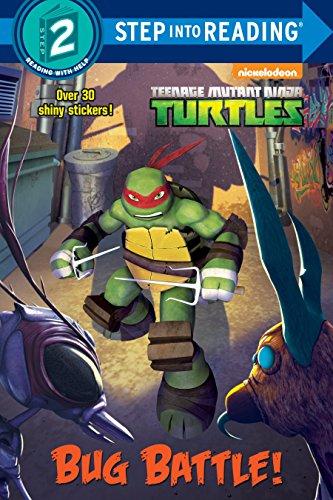 9780399558825: Bug Battle! (Teenage Mutant Ninja Turtles) (Step Into Reading. Step 2: Teenage Mutant Ninja Turtles)