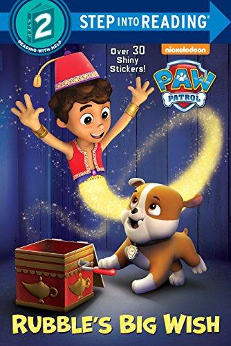 9780399558849: Rubble's Big Wish (Paw Patrol) (Step Into Reading, Step 2: Paw Patrol)