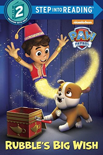 9780399558856: Rubble's Big Wish (Step Into Reading, Step 2: Paw Patrol)