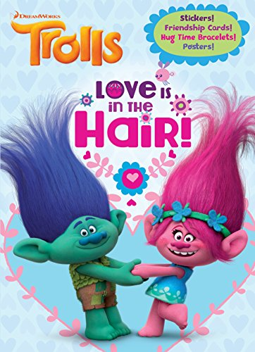 9780399558924: LOVE IS IN THE HAIR!