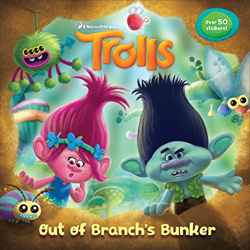 Out of Branch's Bunker (DreamWorks Trolls) (Pictureback )