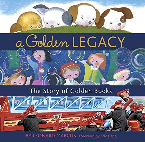 9780399559495: Golden Legacy: The Story of Golden Books