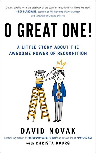 9780399562068: O Great One!: A Little Story About the Awesome Power of Recognition
