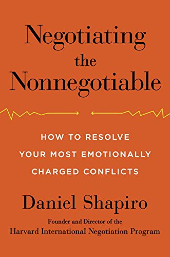 9780399564406: Negotiating the Nonnegotiable
