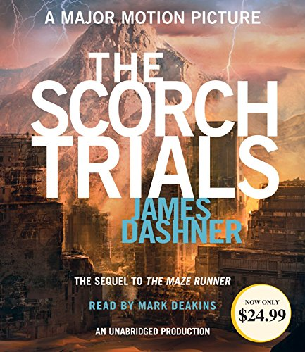 9780399567063: The Maze Runner 2: The Scorch Trials