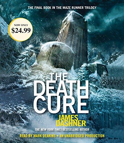 9780399567483: The Death Cure (Maze Runner, Book Three) (The Maze Runner Series)