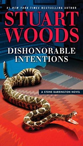Dishonorable Intentions (A Stone Barrington Novel): Stuart Woods