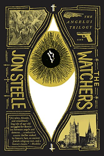 9780399574559: The Watchers (The Angelus Trilogy)
