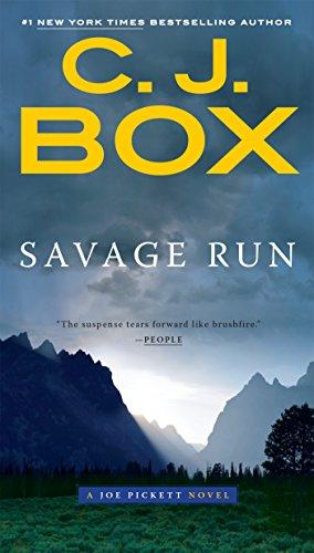 9780399575693: Savage Run (A Joe Pickett Novel)