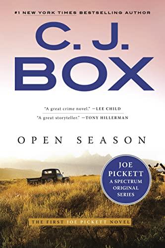 9780399576614: Open Season (A Joe Pickett Novel)