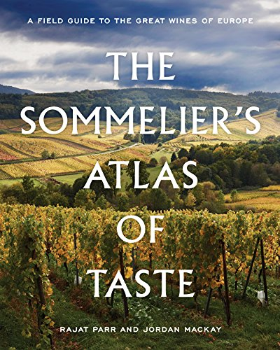 9780399578236: The Sommelier's Atlas of Taste: A Field Guide to the Great Wines of Europe
