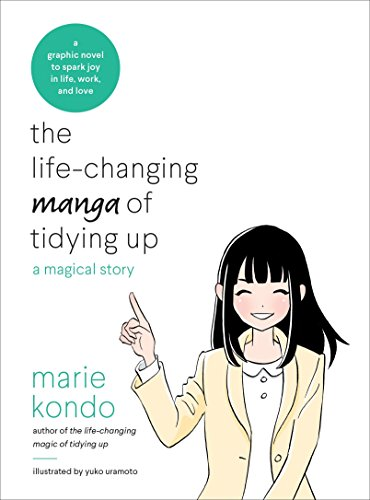 9780399580536: The Life-Changing Manga of Tidying Up: A Magical Story (The Life Changing Magic of Tidying Up)