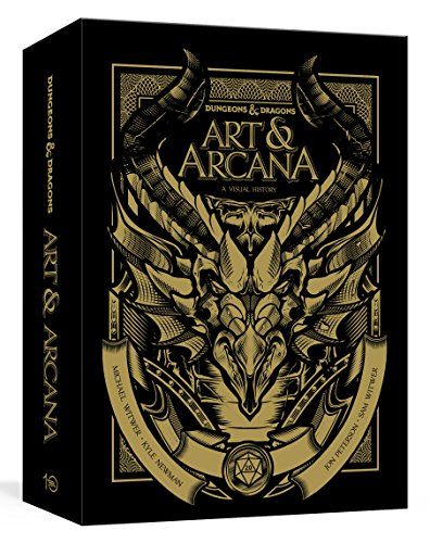 9780399582752: Dungeons & Dragons Art & Arcana [Special Edition, Boxed Book & Ephemera Set]: A Visual History