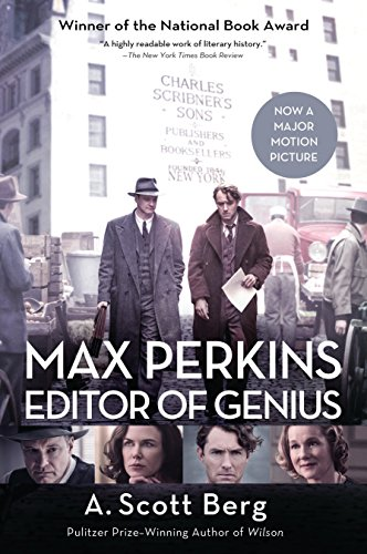 9780399584831: Max Perkins. Editor Of Genius