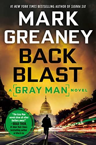 9780399585005: Back Blast (Gray Man)