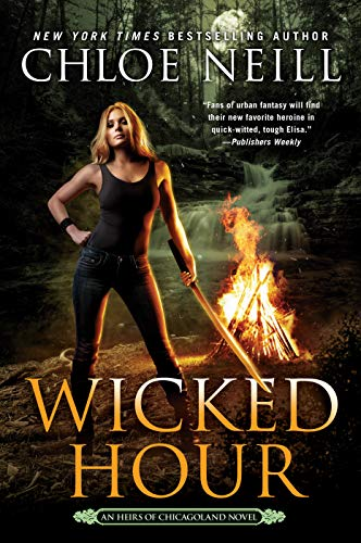 Book Cover: Wicked Hour