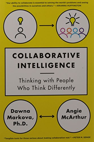 9780399588280: Collaborative Intelligence: Thinking with People Who Think Differently