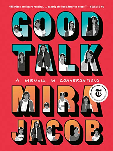 Book Cover: Good Talk: A Memoir in Conversations
