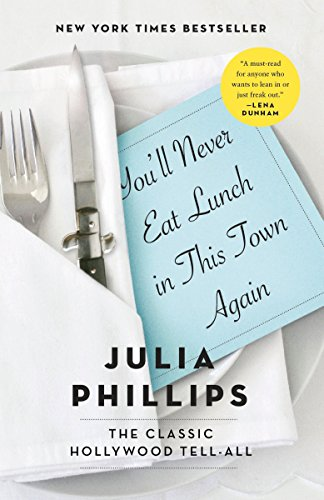 9780399590900: You'll Never Eat Lunch in This Town Again