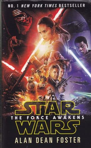 9780399593291: The Force Awakens (Star Wars) EXP MM