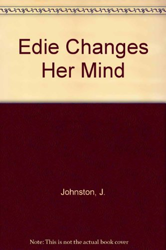 9780399601453: Edie Changes Mind Gb