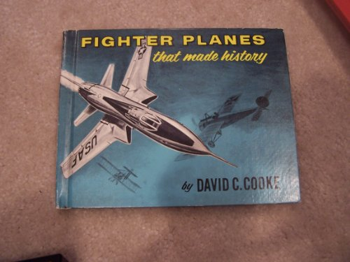 9780399601668: Fighter Planes That Made History