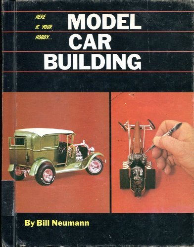 9780399602511: Here Is Your Hobby: Model Car Building.
