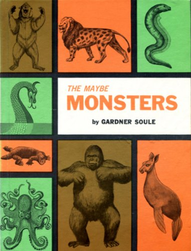 9780399604577: The Maybe Monsters