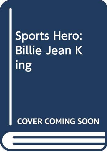 Sports Hero : Billie Jean King: Sue Burchard; Marshall