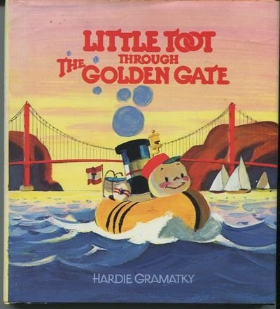 9780399609701: Little Toot through the Golden Gate