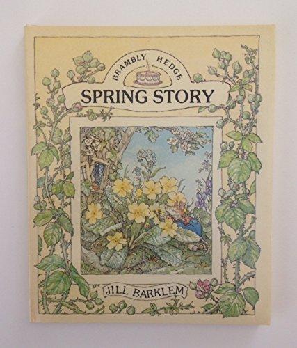 Spring Story Gb: Barklem, Jill