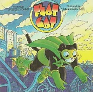 Flat Cat: Russell Hoban