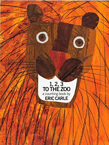 9780399611728: 1, 2, 3 To the Zoo: A Counting Book