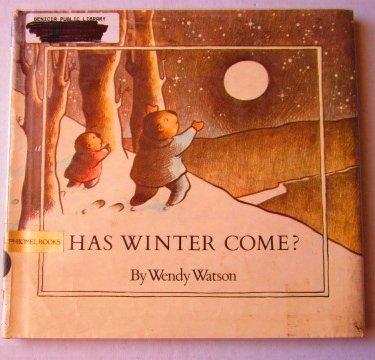 9780399611896: Has Winter Come?