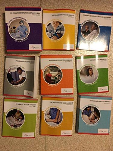 9780400017785: ATI Nursing Education Complete Set