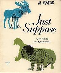 just suppose: may garelick