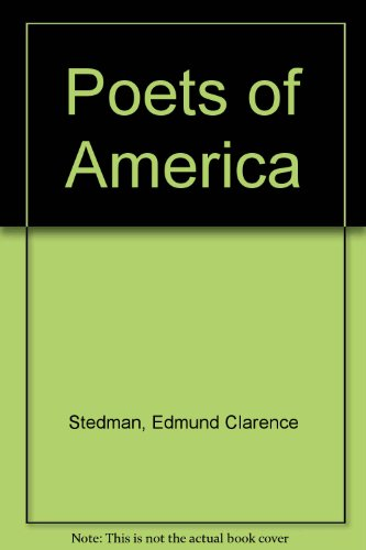 9780403000586: Poets of America