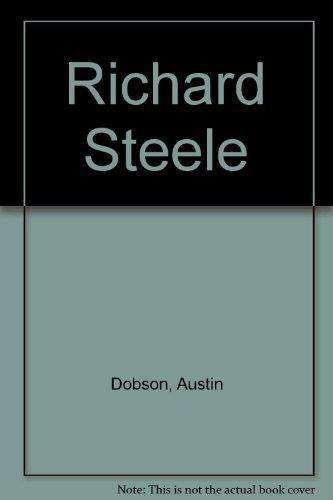 9780403002290: Richard Steele (English worthies)