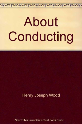9780403017201: About conducting,