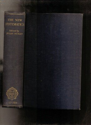 9780403017867: The New Systematics