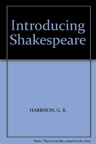 9780403089260: INTRODUCING SHAKESPEARE
